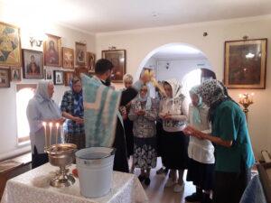 Водосвятный молебен в день явления иконы Пресвятой Богородицы во граде Казани