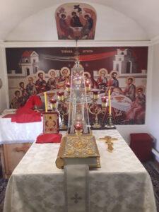 26 июля 2020 года. Неделя 7-я по пятидесятнице.  Память святых отцов шести Вселенских соборов. Собор Архангела Гавриила.