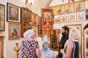 Об иконе Архистратига Божьего Михаила