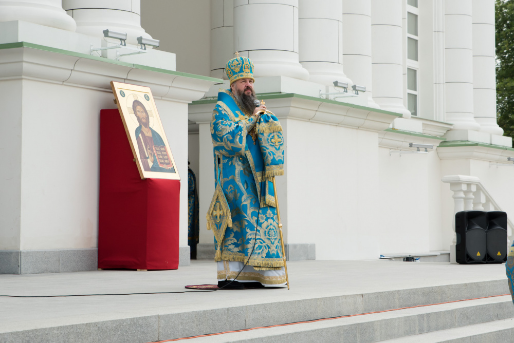 17 августа 2020 года, день чествования Казанской-Пензенской иконы Божией Матери