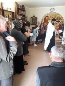 2 августа 2020 года,  Неделя 8-я по Пятидесятнице, день памяти пророка Илии