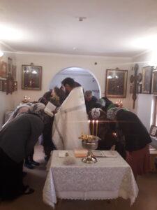 16 августа 2020 года,  неделя 10-я по Пятидесятнице, прпп. Исаакия, Далмата и Фавста
