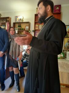 12.10. 2020г. Наш храм с паломнической поездкой посетили гости из г. Пензы , г. Москвы и г. Санкт-Петербурга.