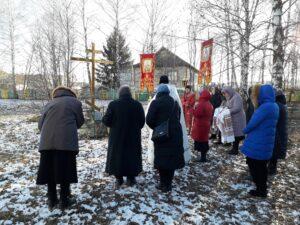 21 ноября в день Собора Архистратига Божия Михаила и прочих Небесных Сил бесплотных в с. Вирга состоялся крестный ход в честь престольного праздника
