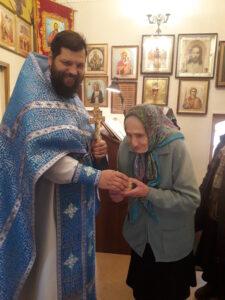 Празднование Введения во храм Пресвятой Владычицы нашей Богородицы и Приснодевы Марии