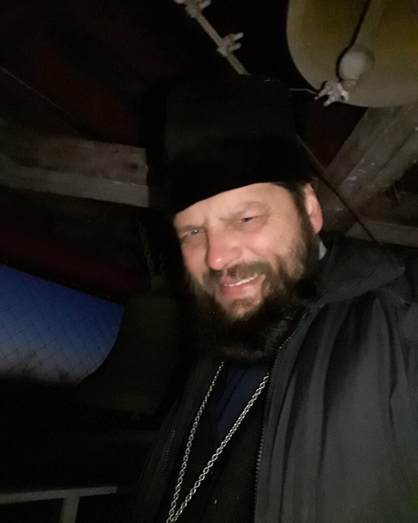 Настоятель храма иерей Сергий Беляков  принял участие в фестивале «Нести благую весть»