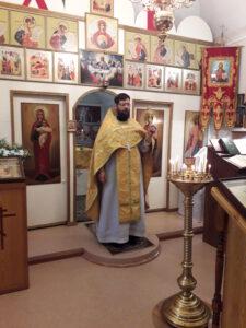 В неделю 27-ю по Пятидесятнице Святая Церковь прославляет память святого апостола Андрея Первозванного