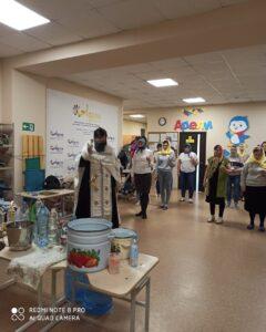 """Посещение физкультурно-оздоровительного центра для людей с ограниченными возможностями """"Адели-Пенза"""""""