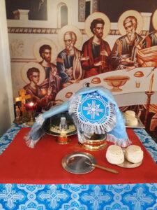 Богослужение в праздник Сретения Господня