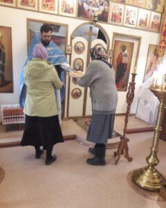 Богослужения в Субботу Акафиста