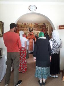 Богослужение в 5-ю неделю по Пасхе о самаряныне