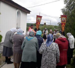Богослужения в 6-ю неделю по Пасхе