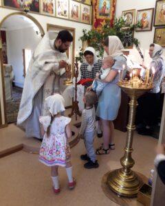 Троицкая Родительская суббота