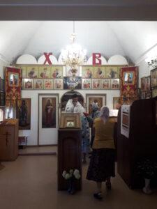 Богослужения в праздник Рождества Честного Славного Пророка, Предтечи и Крестителя Господня Иоанна