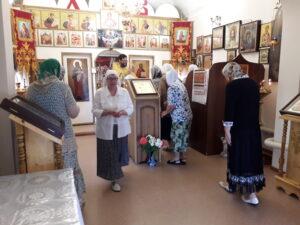 Богослужения в неделю 3-ю по Пятидесятнице