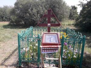 В селе Вирга почтили память преподобного Сергия игумена Радонежского