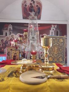 Богослужения в праздник явления иконы Пресвятой Богородицы во граде Казани