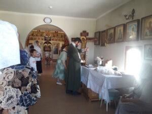 Богослужения в день празднования Преображения Господа и Спаса нашего Иисуса Христа