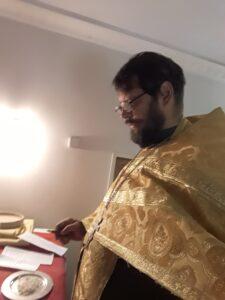 Богослужения в 9- ю неделю по Пятидесятнице