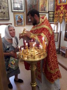 Богослужение в день памяти пророка Божия Илии