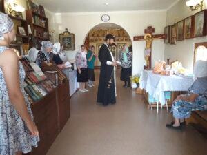 Богослужения в 7- ю неделю по Пятидесятнице