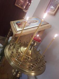 Молебен перед началом нового учебного года