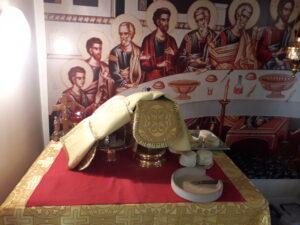 Богослужения в неделю -11 по Пятидесятнице