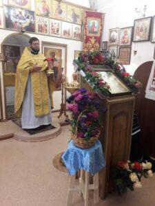 Богослужения в Неделю 14-ю по Пятидесятнице