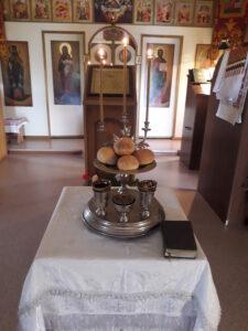Богослужения в неделю - 12 по Пятидесятнице
