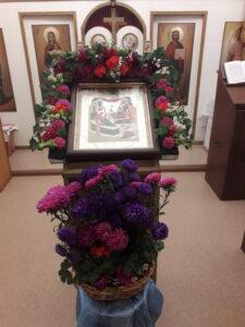 21 сентября 2021 года, праздник Рождества Пресвятой Владычицы нашей Богородицы и Приснодевы Марии