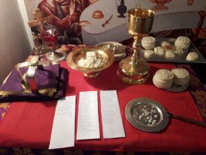 Богослужения в Неделю 15-ю по Пятидесятнице