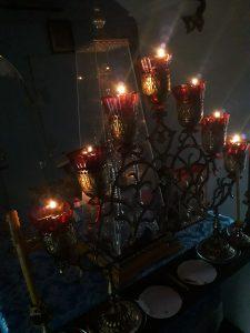 14 октября 2021 года, в праздник Покрова Пресвятой Владычицы нашей Богородицы и Приснодевы Марии в нашей церкви состоялись праздничные Богослужения